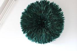 Juju Hat Vert Emeraude grand modèle//Large Emerald green Juju hat