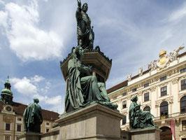 die Hofburg: wahrlich eine Stadt in der Stadt