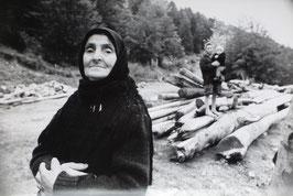 Rumänien - Alte Frau