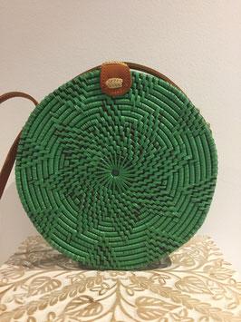 Green roundiebag