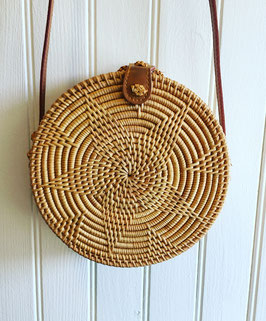 Roundie bag brown light Star