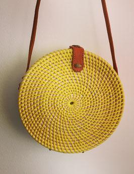 Yellow roundiebag