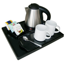 Welcome Tray Standard 3-teilig