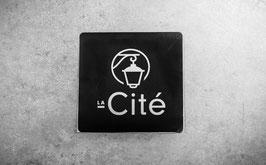 Autocollant La Cité