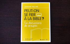 livre: Peut-on se fier à la bible?