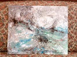 """Original Acrylmalerei  """"Italien 11-2"""""""