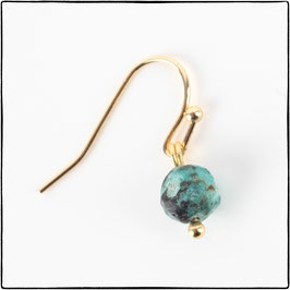 SID - AFRICAN TURQUOISE EARRING
