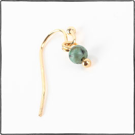 SYDNEY  - AFRICAN TURQUOISE EARRING