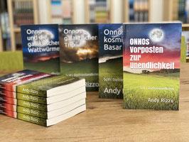 ONNO ein Ostfriese im Weltall 4 Bände zum Sonderpreis