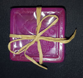 Seife Handmade with love, Violettes
