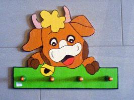 Kindergarderobe Kuh