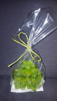 Seife Blumen Grün 5 Stück