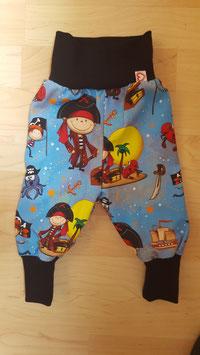 Hose Blau Piraten