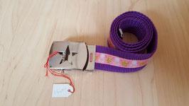 Kindergurt Violettes Krone Ring 75cm