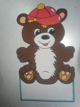 Geburtsfigur Bär