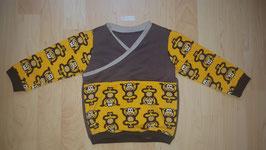 Trotzkopf Gelb, Affe Braun 68