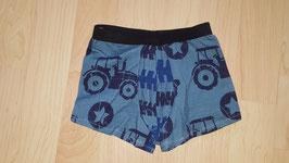 Boxershorts Blau, Traktor