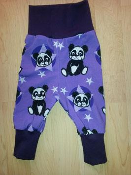 Hose Violettes Pandabär