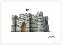 Jesus #2 - Burg