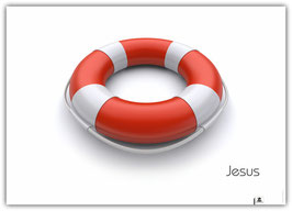 Jesus #3 - Rettungsring