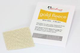 gold fleece 5 Stück pro Packung
