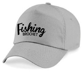 casquette fishing brochet