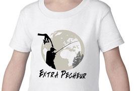 T-shirt garçon extra pêcheur