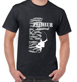 T-shirt homme passionné