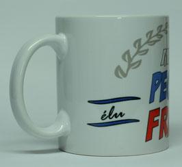 Mug champion pêcheur