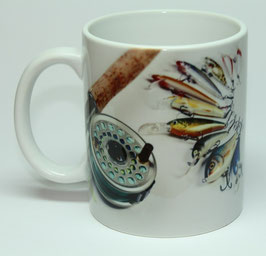 Mug canne à mouches
