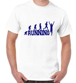 tee shirt homme running