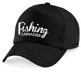 Casquette fishing carnassier