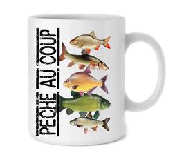 Mug pêche au coup
