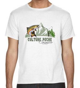 Tee-shirt culture de la pêche