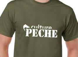 T-shirt culture de la pêche