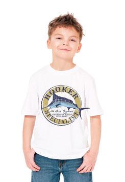 T-shirt jeune pêcheur de gros en Martinique