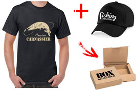 Boite cadeau pêcheur de carnassier