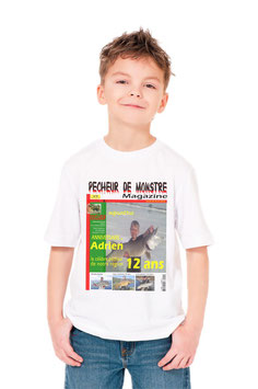t-shirt pecheur de monstre