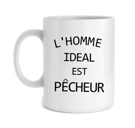 Mug l'homme ideal