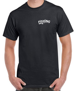 T-shirt pêche fishing