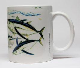 Mug pêche de la bonite