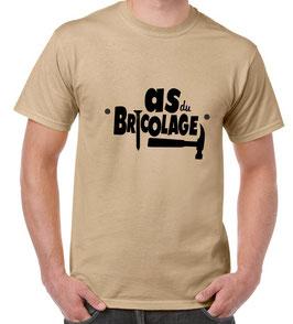 T-shirt as du bricolage