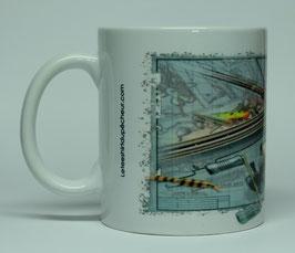 Mug partie de pêche