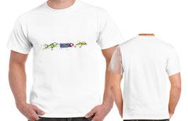 T-shirt drôle de leurres