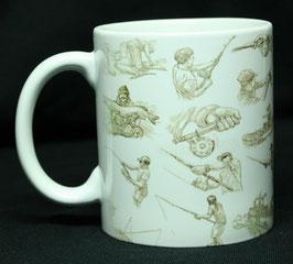 Mug sur la pêche