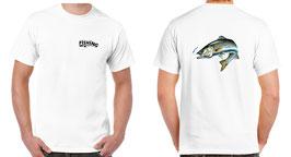 T-shirt pour le véritable pêcheur