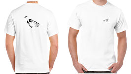 tee-shirt pêche moucheur