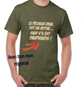 T-shirt pêcheur idéal