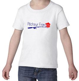 T-shirt fishing garçon