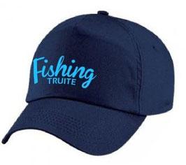 Casquette fishing truite